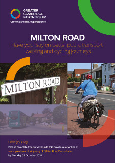 Milton Road Brochure
